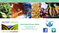 link to Farmers' Market website